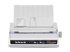Oki ML186Plus Serial 9 Pin Dot Matrix Printer, 62448601, 35068582, Printers - Dot-matrix
