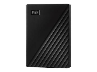 Western Digital 5TB My Passport USB 3.2 Gen 1 Portable Hard Drive - Black, WDBPKJ0050BBK-WESN, 37499861, Hard Drives - External