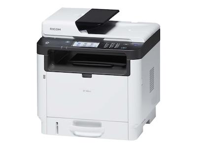 Ricoh SP 330SFN Black & White Laser Multifunction Printer, 408262, 36079929, MultiFunction - Laser (monochrome)