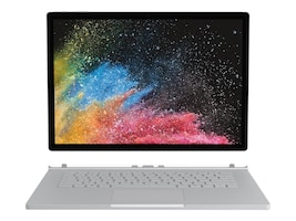Microsoft Surface Book 2 Core i7-8650U 1.9GHz 16GB 256GB PCIe ac BT WC GTX 1060 15 PS MT W10P64, HNS-00001, 34732824, Notebooks - Convertible