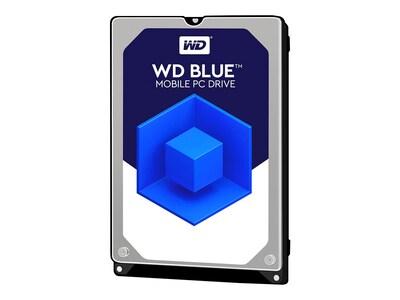 WD 500GB WD Blue SATA 6Gb s 2.5 7mm Internal Hard Drive - 16MB Cache, WD5000LPCX, 30697128, Hard Drives - Internal