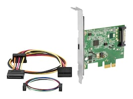 HP SuperSpeed USB 3.1 Gen 2 PCIe x1 Card, P1N75AT, 30951931, Controller Cards & I/O Boards