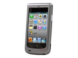 Honeywell Captuvo Sled for iPod Touch 5G Green LED MSR EasyDL2, Black, SL22-022211-EP-K, 23951095, Portable Data Collector Accessories