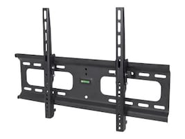 Manhattan Universal Flat-Panel TV Tilting Wall Mount for 37-70 Displays, Black, 424752, 19964580, Stands & Mounts - AV