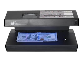 Royal Sovereign 4-Way Counterfeit Detector - Ultraviolet, Magnetic Ink, Fluorescent, Microprint, RCD-2000, 33249507, Office Supplies