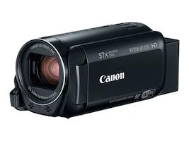 Canon VIXIA HF R80 3.28MP Full HD Camcorder, Black, 1959C001, 34508435, Camcorders