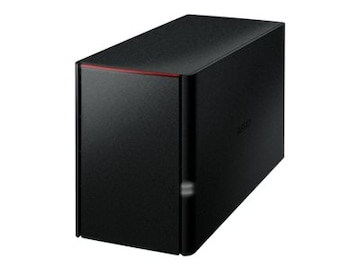 BUFFALO LinkStation 220e DE NAS Cloud, LS220DE, 17810202, Network Attached Storage