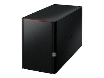 BUFFALO LinkStation 220e DE NAS Cloud, LS220DE, 17810202, Network Attached Storage