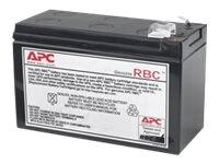 APC APCRBC110 Main Image from Right-angle