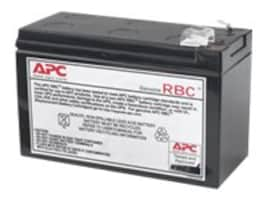 APC Replacement Battery Cartridge 110 for BE550G and BE550R, APCRBC110, 9324378, Batteries - Other