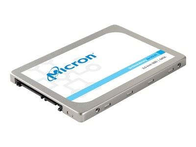 Crucial 512GB 1300 SATA 6Gb s 2.5 Internal Solid State Drive, MTFDDAK512TDL-1AW1ZABYY, 36764053, Solid State Drives - Internal