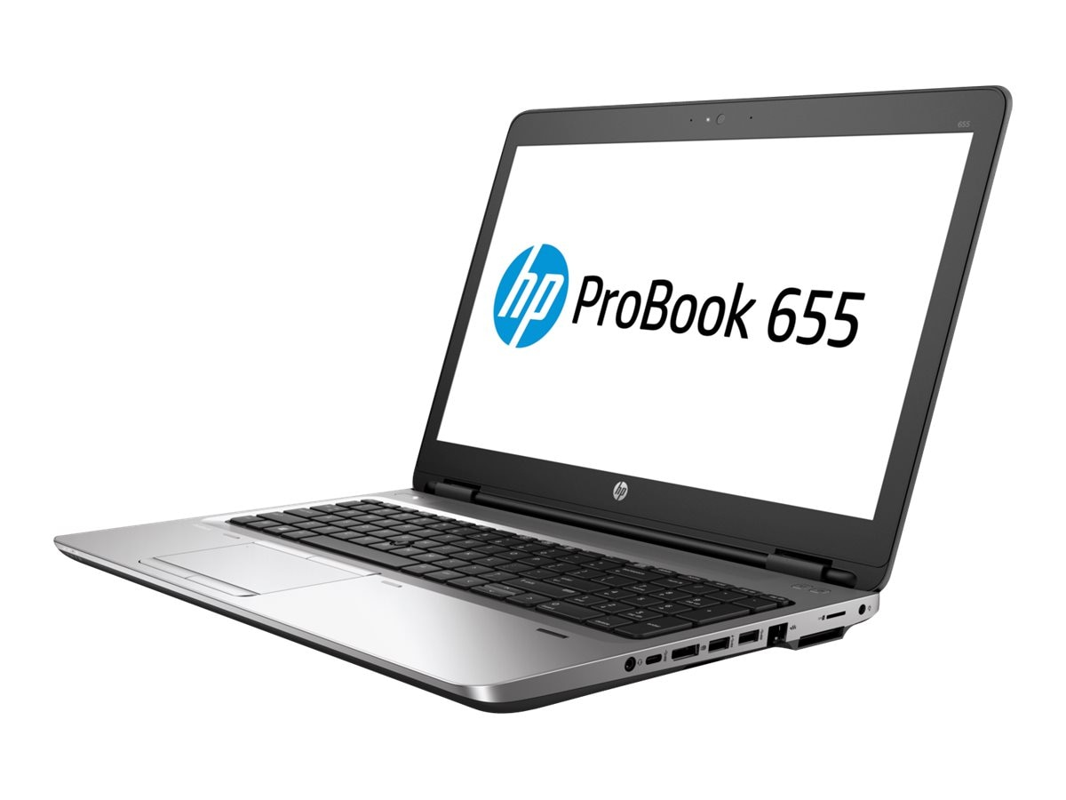 HP ProBook 655 G3 2.4GHz A10 Series 15.6in display, 1GE51UT#ABA, 33593519, Notebooks