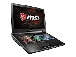 MSI Computer GT73VR4K858 Main Image from Left-angle