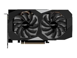 Gigabyte Tech GeForce RTX 2060 Rev 2.0 Graphics Card, 6GB GDDR6, PCIe 3.0 x16, GV-N2060OC-6GD REV2.0, 36714101, Graphics/Video Accelerators