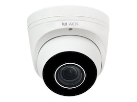 Acti 4MP Day Night Extreme WDR Outdoor Zoom Dome Camera with 2.7-12mm Lens, Z82, 35242931, Cameras - Security