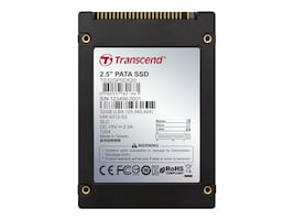 Transcend 4GB TS4GPSD520 IDE SLC Solid State Drive, TS4GPSD520, 33170583, Solid State Drives - Internal