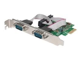 Manhattan 2-Port DB9 Serial PCI Express Card, 152082, 33620901, Controller Cards & I/O Boards