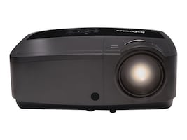 InFocus IN124X XGA 3D DLP Projector, 4000 Lumens, Black, IN124X, 32467220, Projectors