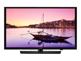 Samsung 43 HE590 Full HD LED-LCD Smart TV, Black, HG43NE590SFXZA, 32065870, Televisions - Commercial
