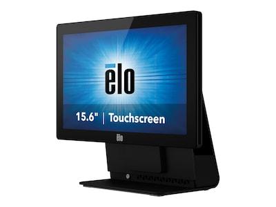 ELO Touch Solutions E-Series Celeron J1900 4GB 128GB SSD 15.6 MT W10, E353557, 33988107, Desktops - All-in-One