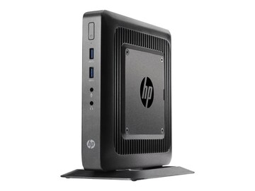 HP t520 Flexible Thin Client AMD DC GX-212JC 1.2GHz 4GB RAM 8GB Flash GbE ThinPro, G9F04AT#ABA, 17666183, Thin Client Hardware