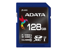 A-Data Technology ASDX128GUI3CL10-R Main Image from Front