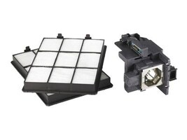 Sony Replacement Lamp and (2) Air Filters for VPL-FW300L, FH300L, LMPF271, 11238364, Projector Lamps
