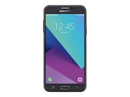 Samsung Galaxy J3 Eclipse Phone, 16GB, Black, Business (Verizon Unlocked), SM-J327VZKAVZW, 34592956, Cellular Phones