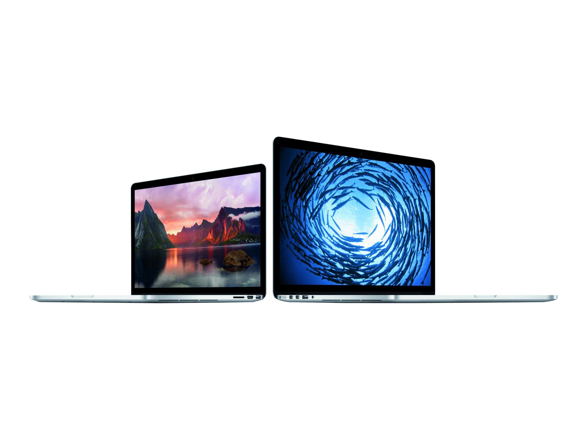 Apple MacBook Pro 13 Retina Display 2.7GHz Core i5 8GB 128GB Flash Iris 6100, MF839LL/A, 18793889, Notebooks - MacBook Pro 13