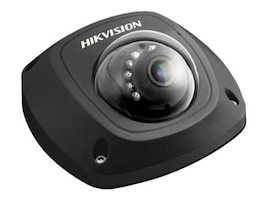 Hikvision 4MP Network Mini Dome Camera with 2.8mm Lens, Black, DS-2CD2542FWD-ISB2.8, 35215167, Cameras - Security