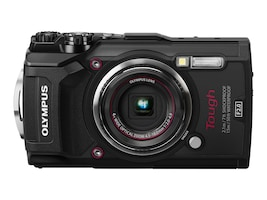 Olympus TG-5 Digital Waterproof Camera, Black, V104190BU000, 34198908, Cameras - Digital