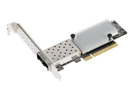 Asus 2-Port 10GbE SFP+ Network Adapter, PEI-10G/82599-2S, 19601228, Network Adapters & NICs