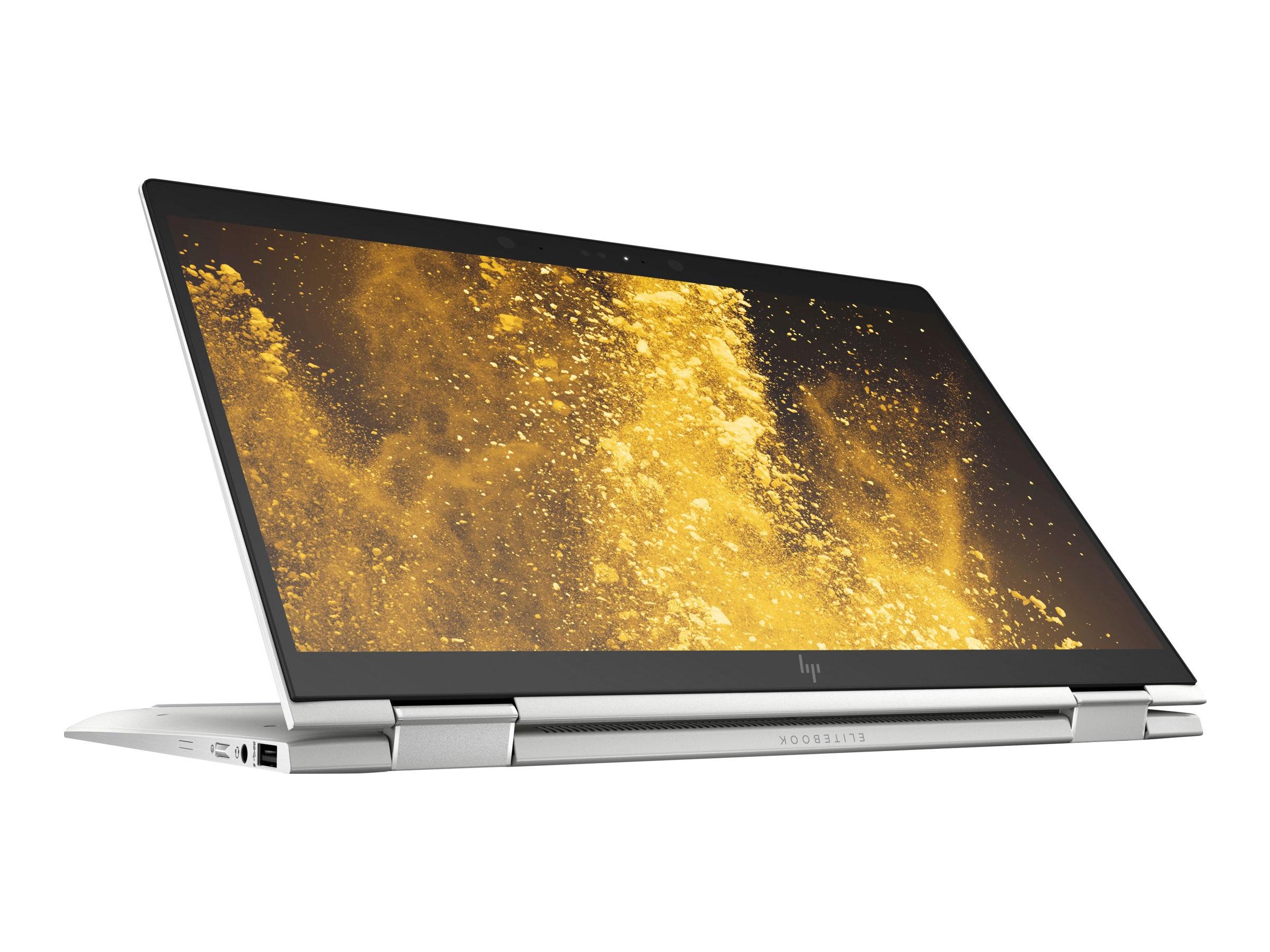 HP EliteBook x360 1030 G3 Core i5-8350U 1 7GHz 8GB 256GB SED ac BT LTE FR  WC 13 3