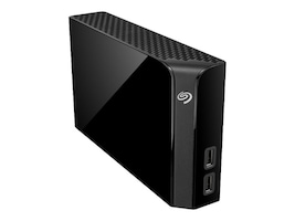 Seagate 8TB Backup Plus Hub USB 3.0 External Hard Drive, STEL8000100, 32341715, Hard Drives - External