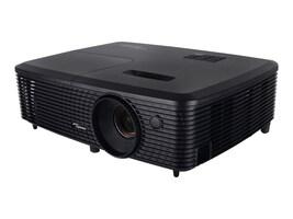 Optoma W331 WXGA DLP Projector, 3300 Lumens, Black, W331, 32169265, Projectors