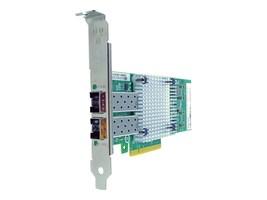 Axiom PCIe x8 10Gbs Dual Port Fiber Network Adapter for IBM, 46M2237-AX, 31091603, Network Adapters & NICs