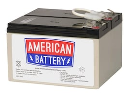 American Battery Company RBC109 Main Image from Right-angle