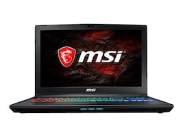 MSI Computer GP62MX2223 Main Image from Front