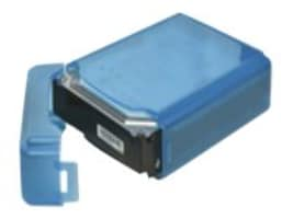 Syba 3.5 IDE SATA HDD Storage Protection Box, Blue, SY-ACC35011, 31134378, Carrying Cases - Other
