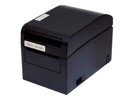 Fujitsu FP-460 Dual Interface Serial & USB Single Station Thermal Printer - Black, KA02055-D712, 12402736, Printers - POS Receipt