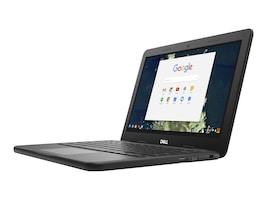 Dell Chromebook 11 5190 Celeron N3350 1.1GHz 4GB 32GB SSD ac BT WC 11.6 HD Chrome OS, TDFVJ, 35181868, Notebooks