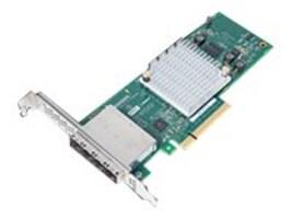 Adaptec ADAPTEC HBA 1000 -16E SINGLE, 2288200-R, 41120361, Controller Cards & I/O Boards