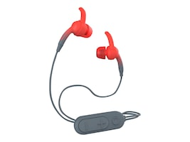 Ifrogz Sound Hub Plugz - Gray Red, 304001823, 37598384, Earphones