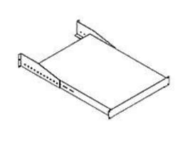 Chatsworth Fixed Shelf, 19w x 29d, 14070-719, 6014219, Rack Mount Accessories