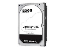 HGST 4TB UltraStar 7K6 SAS 12Gb s 512e SE 3.5 Enterprise Hard Drive, 0B36048, 35045903, Hard Drives - Internal