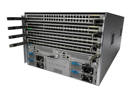 Cisco C1-N9K-C9504 Main Image from Right-angle