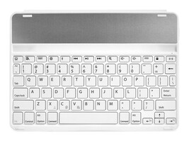 Kensington Keyfolio Thin X2 for iPad Air 2, White, K97386US, 18024377, Keyboards & Keypads