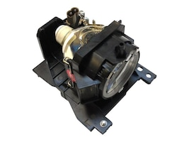 Ereplacements Replacement Lamp for CP-X201, X301, X401, ED-X31, X33, DT00911-ER, 12551467, Projector Lamps