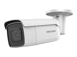 Hikvision 4MP AcuSense IR Varifocal Bullet Network Camera with 2.8-12mm Lens, DS-2CD2646G1-IZS, 37897940, Cameras - Security