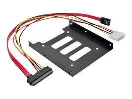 Tripp Lite 2.5-Inch SATA Hard Drive Mounting Kit for 3.5-Inch Drive Bay, P948-BRKT25, 33760145, Drive Mounting Hardware